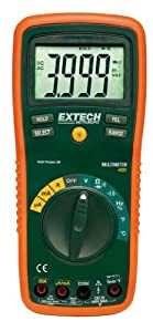 Extech EX420 11 Function Professional MultiMeter
