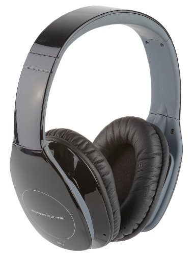 Supertooth Freedom Black Nfc Wireless Bluetooth Stereo Headset/ Headphones - Btfreedom