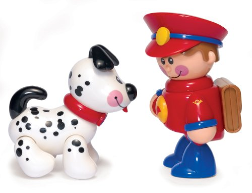 Tolo Toys First Friends Postman And Puppy front-748895