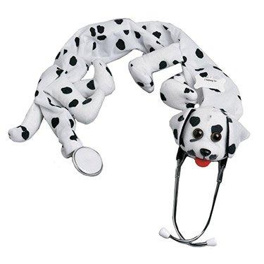 Cheap Pedia Pals Dalmatian Plush Stethoscope Cover (100066 (MIN 10))