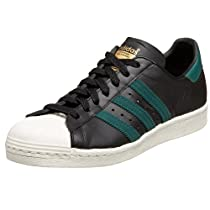 adidas Originals Mens Superstar 80s Sneaker