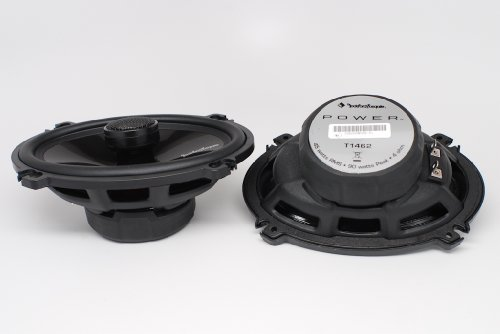 "Rockford Fosgate Power T1462 4X6"" Full Range Coaxial Speakers"