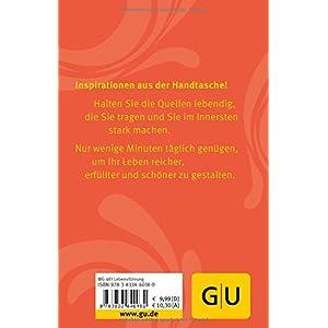 Kraftquellen für den Alltag (GU Das Handtaschenbuch)