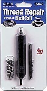 Helicoil 5546-5 M5 x 0.8 Metric Coarse Thread Repair Kit