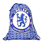 CHELSEA REPEAT BLUE GYM BAG