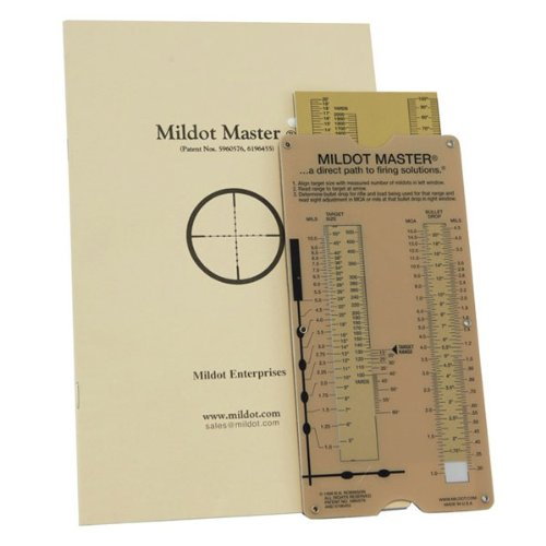 Lowest Prices! Mildot Master