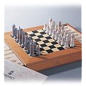 リヤドロ チェスセット Medieval Chess Set 並行輸入品