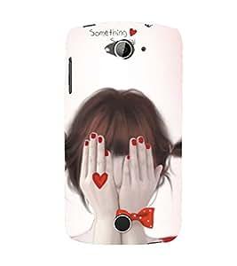 PRINTSHOPPII SAD GIRL Back Case Cover for Acer Liquid Z530