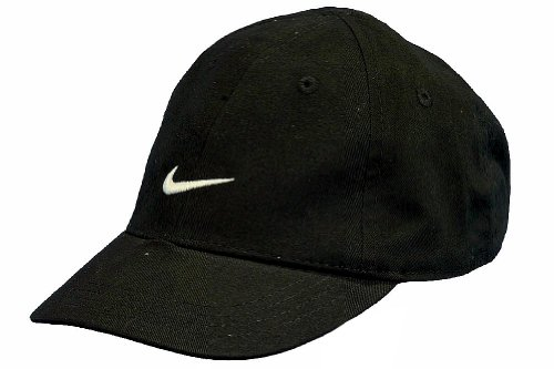 Nike Infant Boy's Embroidered Swoosh Logo Cotton Baseball Cap SZ 12/24M一站式海淘,海淘花专业海外代购网站--进口 海淘 正品 转运 价格