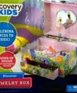 Discovery Kids Musical Jewelry Box