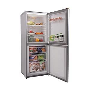 Frigidaire 55cm Wide Combi Fridge Freezer 180ltr Net