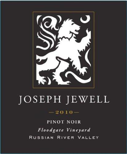 2010 Joseph Jewell Pinot Noir Russian River Valley Floodgate Vineyard 750 Ml