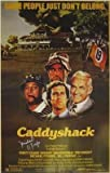 Michael O'Keefe Signed Caddyshack Poster