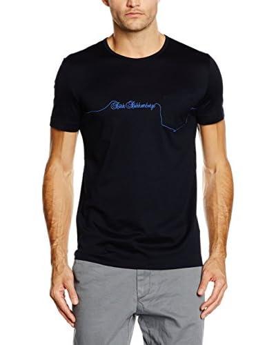 Dirk Bikkembergs T-Shirt schwarz