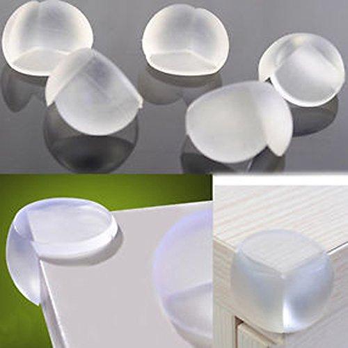 Baby Child Infant Kids Safety Safe Table Desk Corner Edge Cushions Guard Protector (4 pcs)