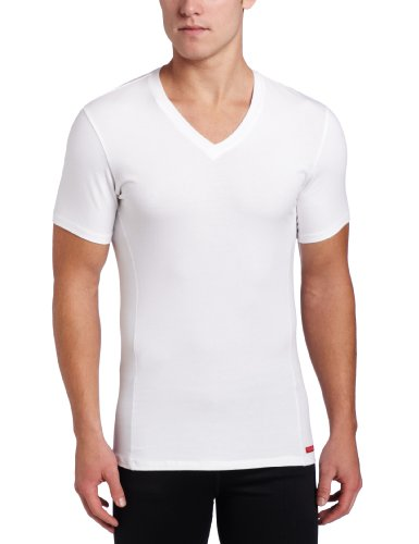 Calvin Klein Prostretch V Neck Medium