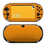 PS VITA(PCH-2000��p)�p�X�L���V�[���ySolid State Orange�zskn