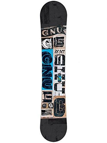 Freestyle Snowboard Men Gnu Carbon Credit Btx 159 2015