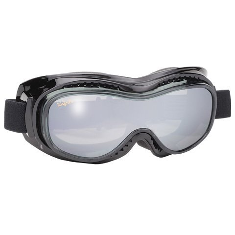 PACIFIC COAST AIRFOIL 9300 SERIES BLACK GOGGLES – SMOKE LENS, Manufacturer: PACIFIC COAST, Manufacturer Part Number: 9300-AD, Stock Photo – Actual parts may vary. image