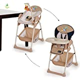 Hauck Sit n' Relax Winnie the Pooh Highchair - disney (brown)
