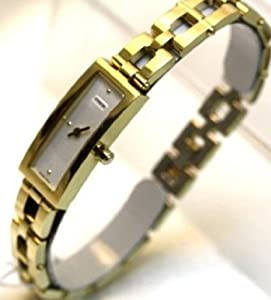 Coach Sheri Gold Tone Women's Watch