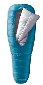 Buy Sierra Designs Backcountry Bed 800F Ladies 2-Season DriDown Sleeping Bag by Sierra Designs