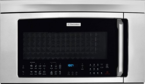 Electrolux Ei30Bm60Ms Over-The-Range Microwave Oven, 1.8-Cubic Feet, Stainless Steel