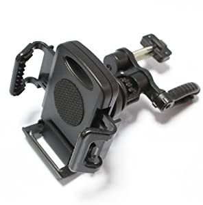 Bingsale 360 degree Rotatable Universal Car Vehicle Air Vent Cradle Dock Mount Holder for iPhone 5S 5C 5 4S 4 3GS Samsung Galaxy S5 S4 S3 S4 Mini note 3 HTC One HTC One Max Mini Nokia Lumia 1020 925 Nokia X X+ XL Moto Xphone Google Nexus 5 Sony xperia Z2 M2 LG G2