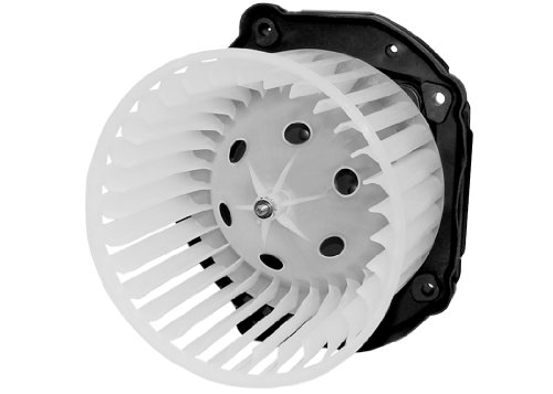 ACDelco 15-80665 GM Original Equipment Heating and Air Conditioning Blower Motor with Wheel (97 Tahoe Blower Motor compare prices)