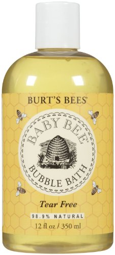 Burts Bees Baby Bubble Bath, 12 Ounces (Packaging May Vary)
