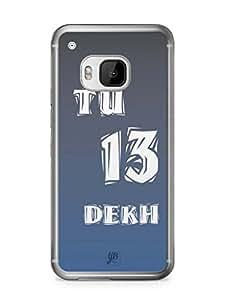 YuBingo Tu 13 Dekh Mobile Case Back Cover for HTC One M9