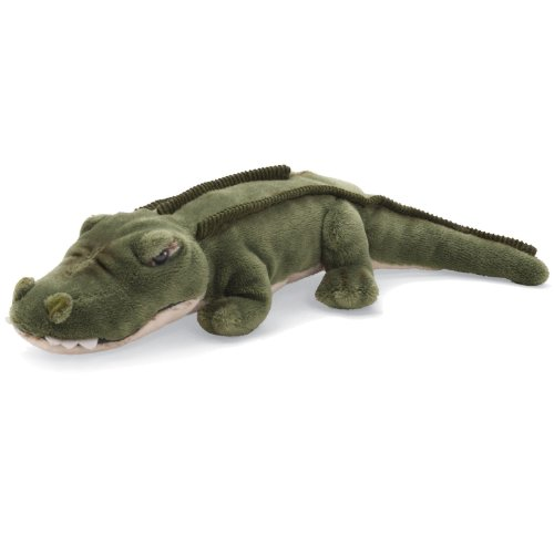 "Gund Alligator 3"" Beanbag Plush - 1"
