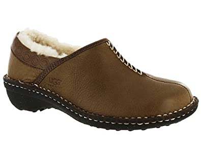 UGG Australia Women's Bettey Casual Shoes,Gravy Leather,5 US