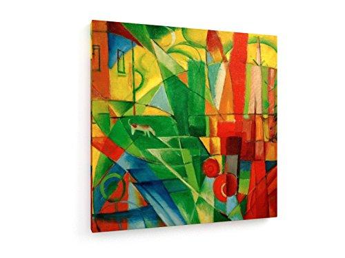 marc-franz-paisaje-con-la-casa-perro-100x100-cm-weewado-impresiones-sobre-lienzo-muro-de-arte
