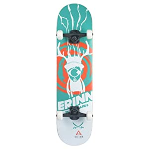 Buy Brand New Skateboarding Maple 7.7x31 Skateboard Complete Cool by BACKFIRE