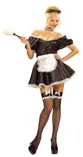 Adult Fifi French Maid Costume