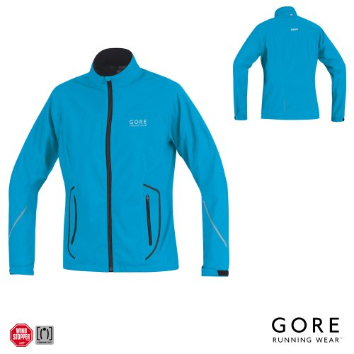 Gore Essential Womens Windstopper Running Jacket