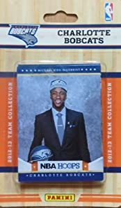Buy Charlotte Bobcats Brand New 2012 2013 Hoops Basketball Factory Sealed 10 Card Team Set by Charlotte Bobcats Team Set