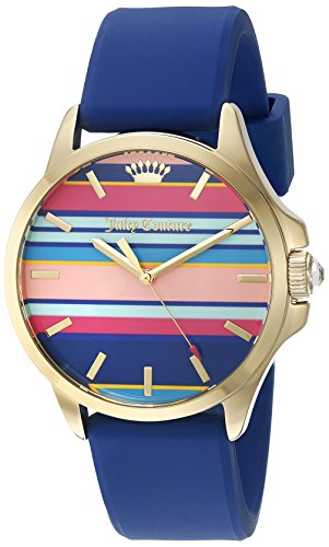 Juicy Couture Damas Jetsetter Analog Casual Cuarzo: Batería Reloj 1901428