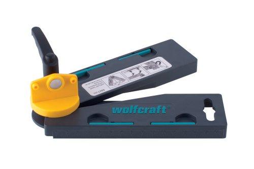 wolfcraft-6921000-1-Winkelschmiege-mit-automatischer-Winkelhalbierenden