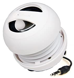 Nvsbl X-Mini-II Altavoz 1.9W BXS, Blanco