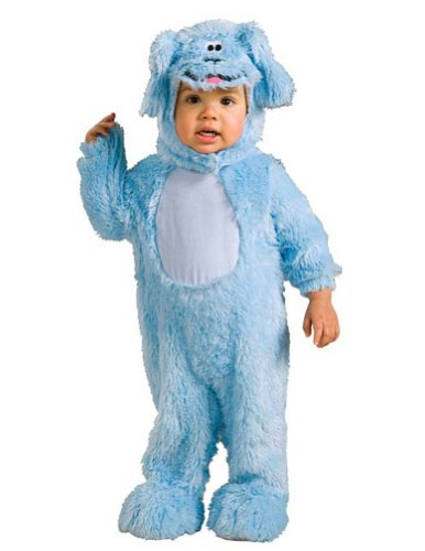 Baby-Toddler-Costume Blues Clues Blue Romper Toddler Costume Halloween Costume