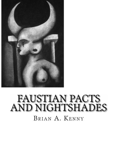faustian pacts and nightshades (the art of brian kenny)