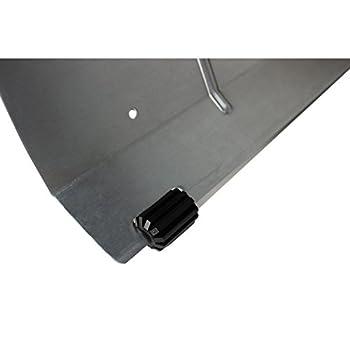 """Extreme Max 5600.3207 Shingle-Saver 21' Roof Snow Rake with 24"""" Blade"""