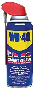 WD-40 110071 Multi-Use Product Spray with Smart Straw, 11 oz. (Pack of 1)