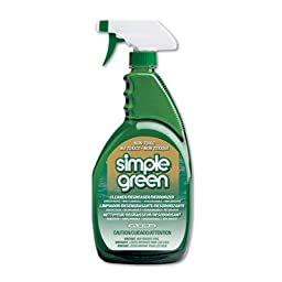 SMP13012 - Simple Green All Purpose Industrial Strength Cleaner/Degreaser 24 Oz. Each