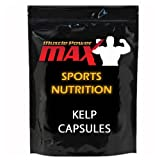 60 Sea Kelp Capsules - Iodine Minerals Liver cleanse - My Muscle Power Max® - Diet and weight loss shopFREE 1ST CLASS FAST POSTAGE