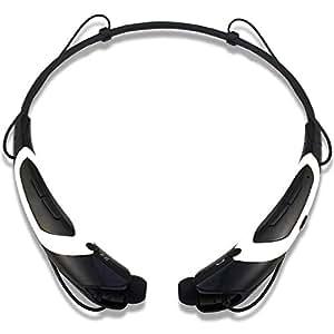 S Gear - New Wireless Bluetooth Sound TEC Co. Headphones (Black)