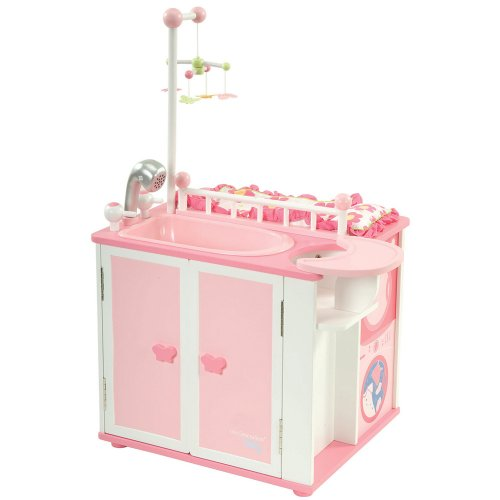 Doll High Chair: Our Generation Baby Doll Care Center with ...