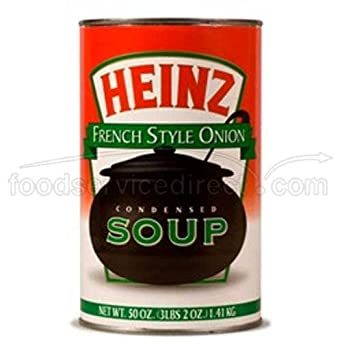 Heinz Condensed French Style Onion Soup